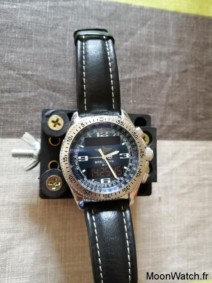 breitling b-1 bracelet