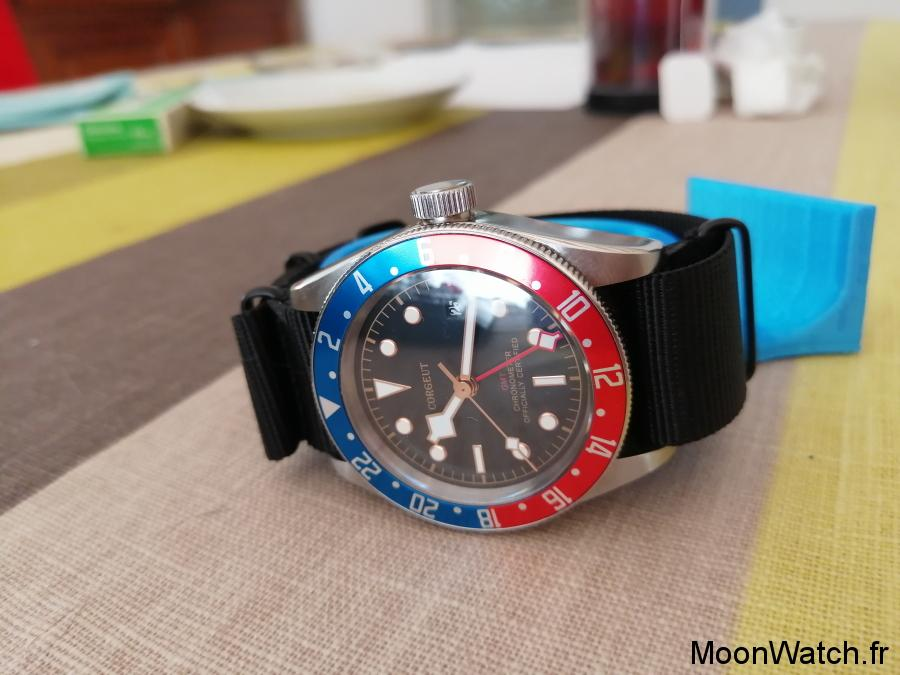 automatic corgeut gmt