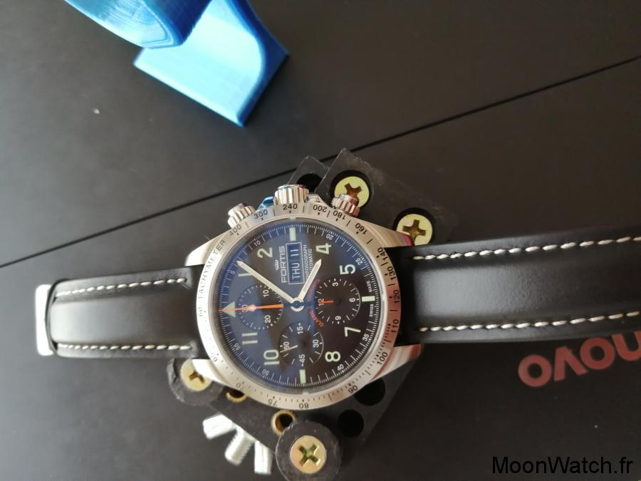bracelet fortis cosmonauts