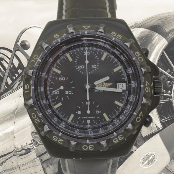 breitling chronographe maritime
