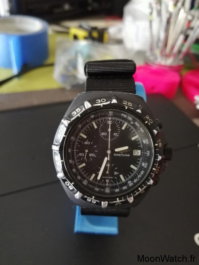 breitling maritime chronographe