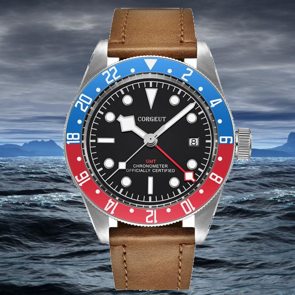 corgeut black bay gmt