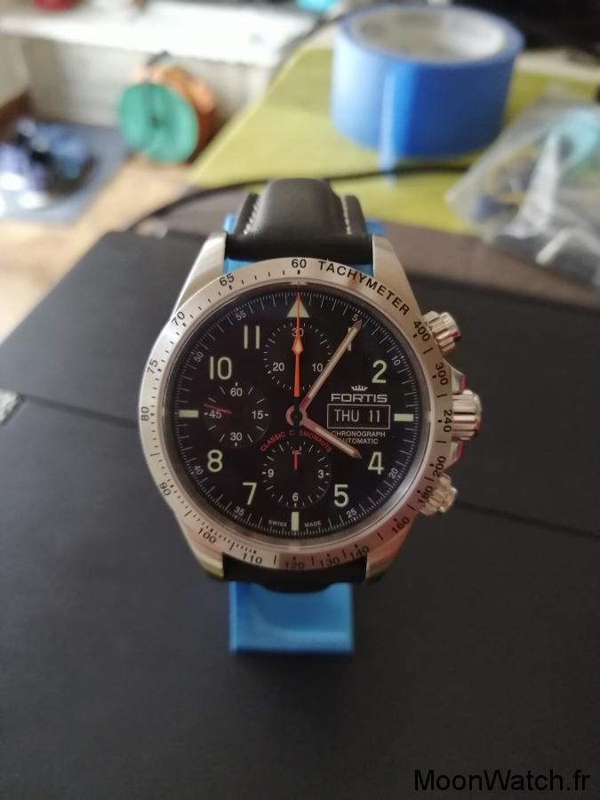 dial fortis cosmonauts