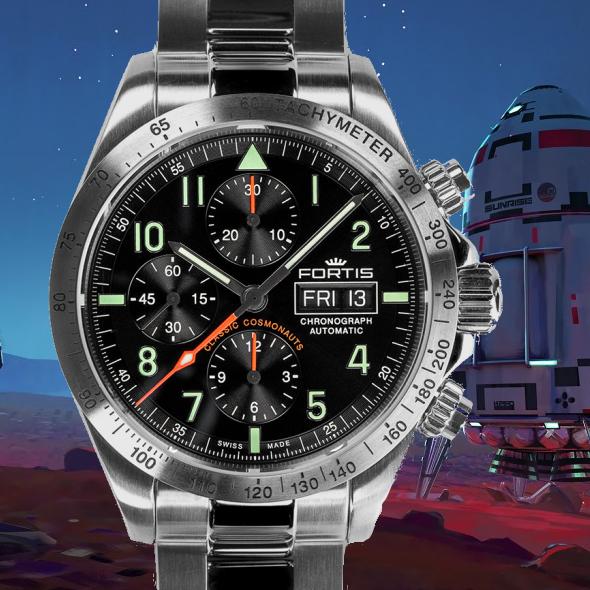 fortis classic cosmonauts
