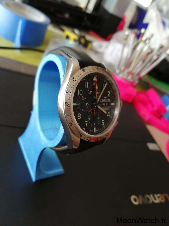 montre fortis cosmonauts