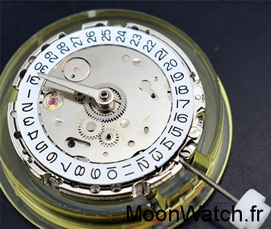 mouvement dg3804 gmt