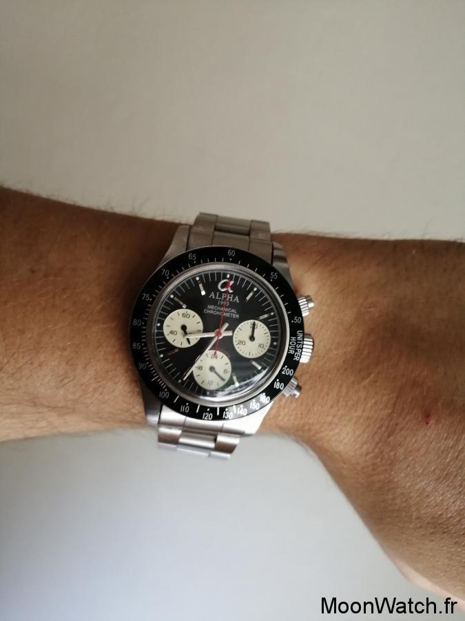 wristshot alpha daytona