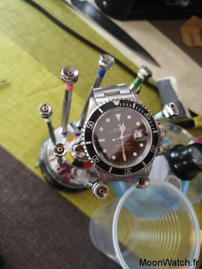 16610 Rolex Submariner