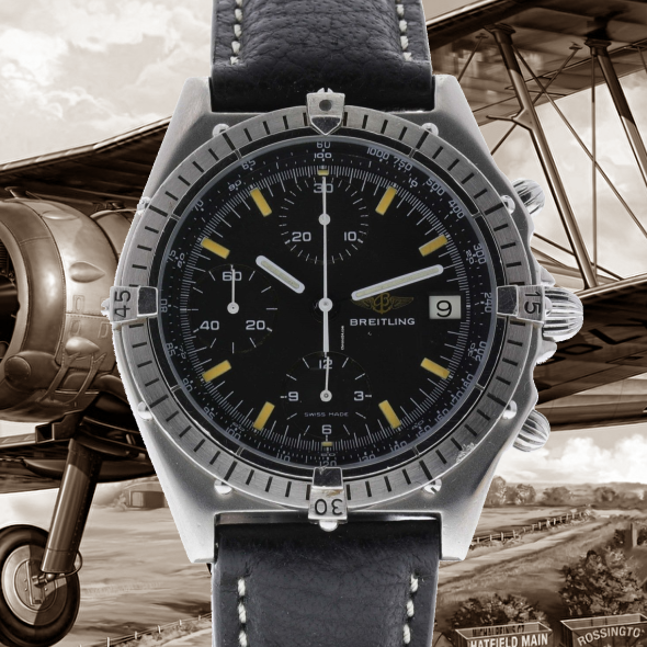 Breitling Chronomat 81950 vintage