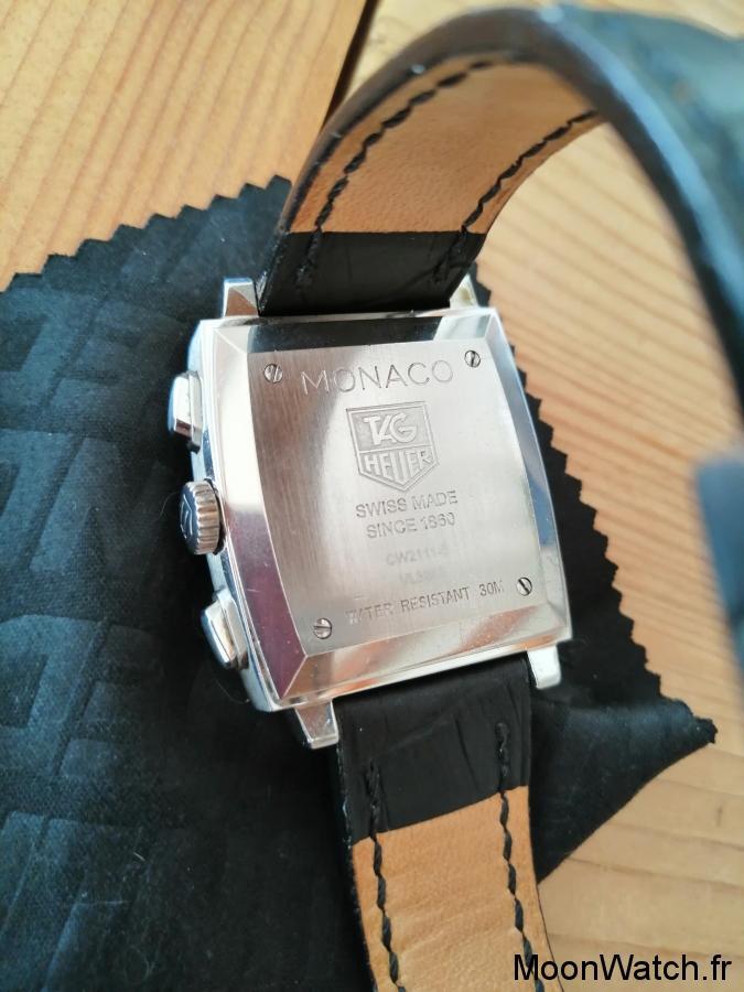 caseback tag heuer cw2111