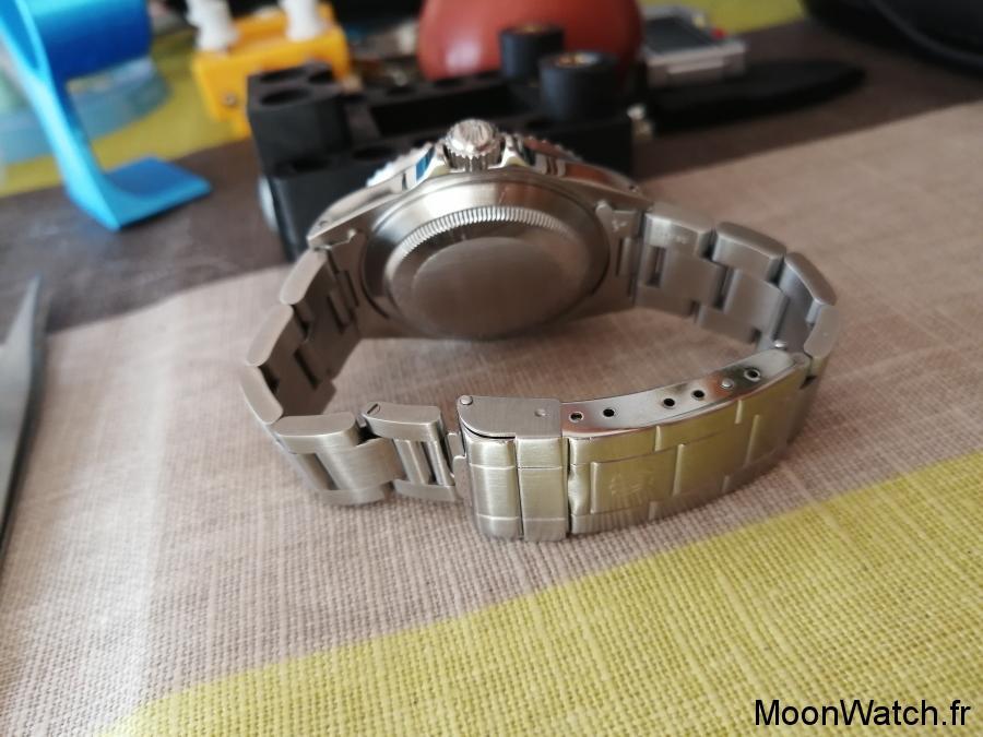oyster bracelet rolex submariner