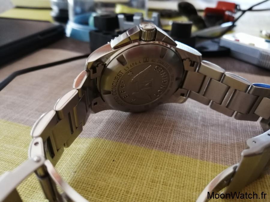 premium longines hydroconquest chrono