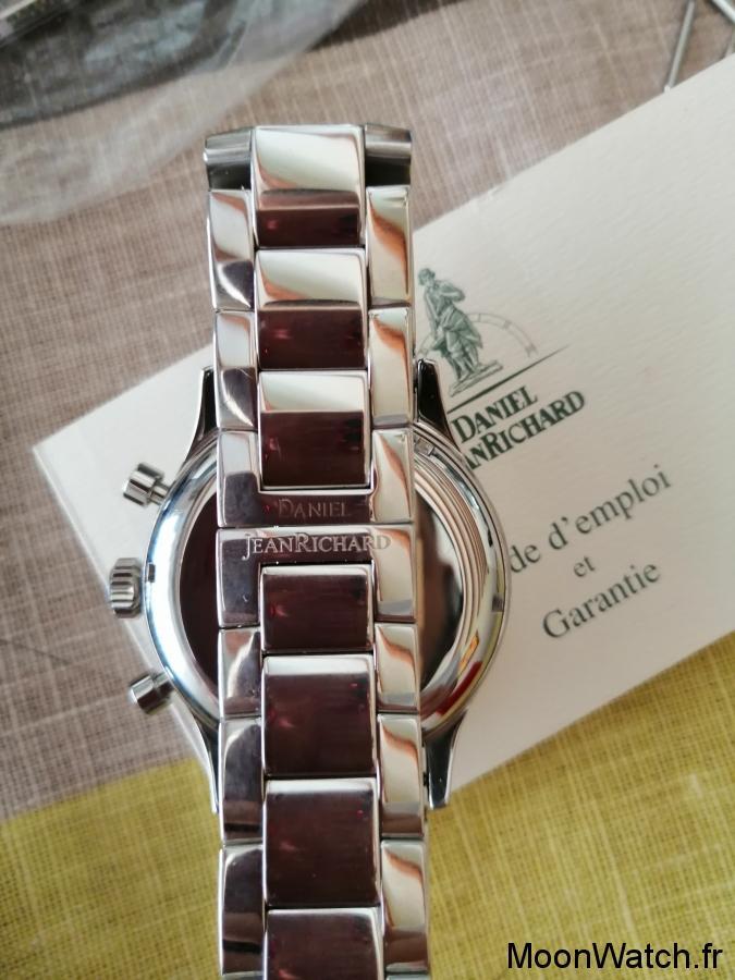 bracelet daniel jeanrichard