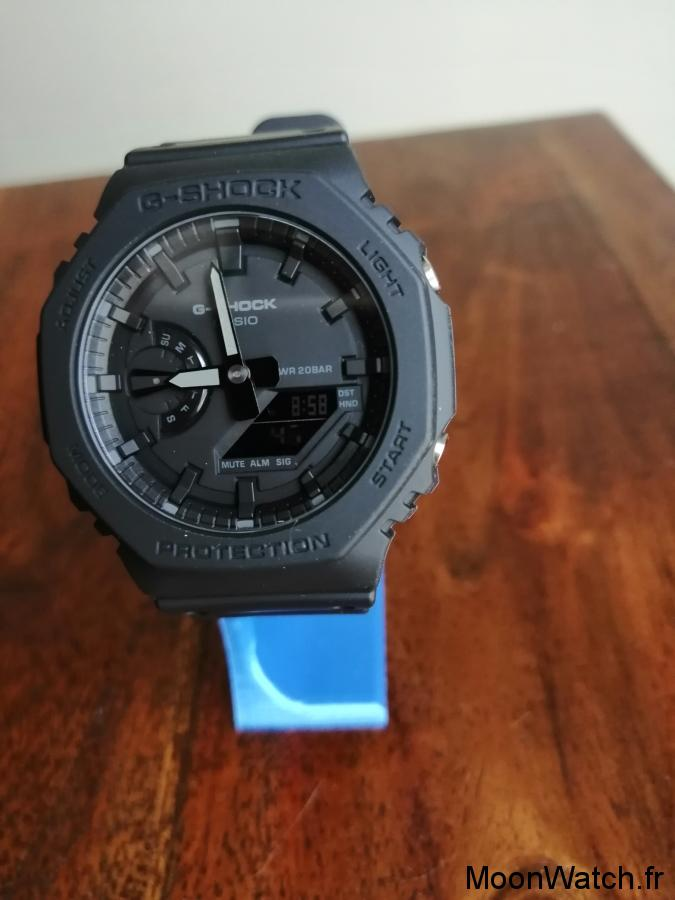 cadran casio g-shock oak
