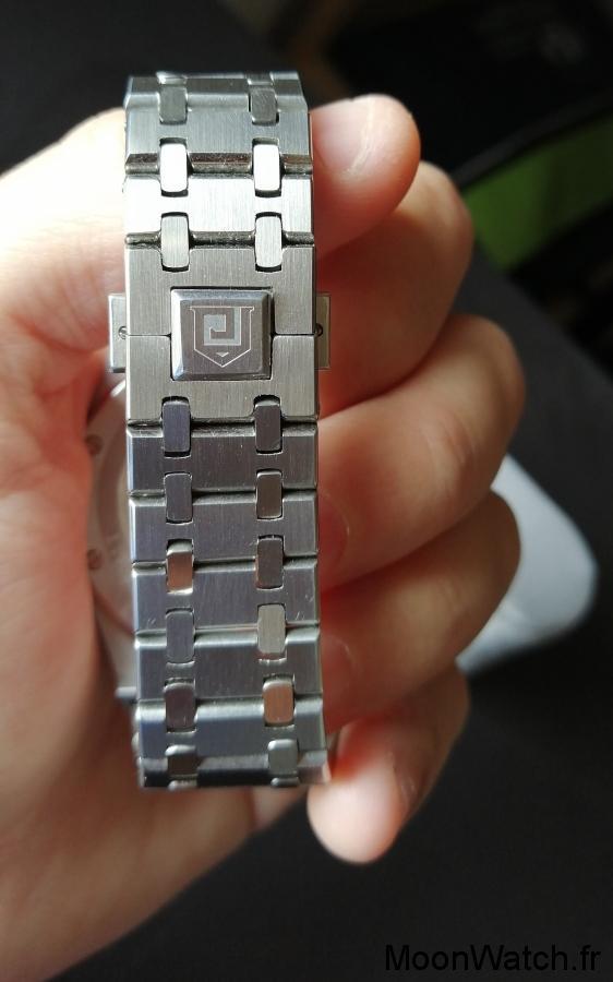 bracelet montre didun design