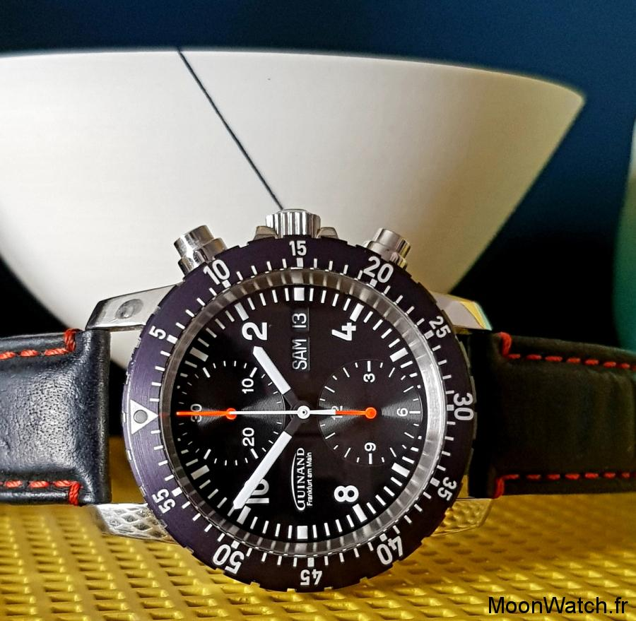 montre guinand duograph