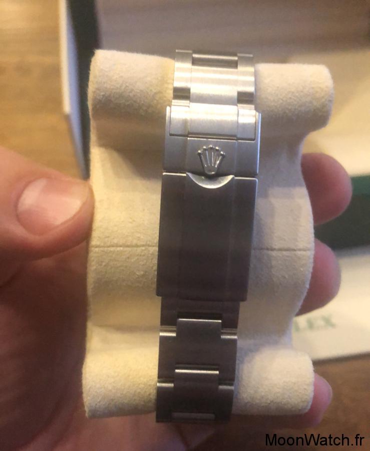 bracelet rolex explorer gmt