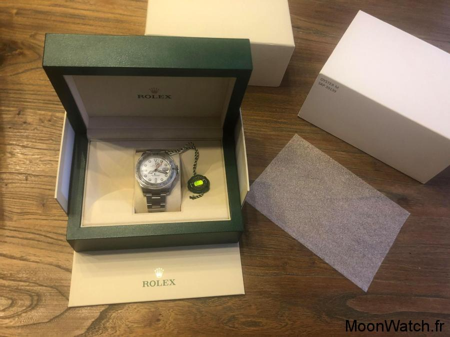 packaging rolex 216570