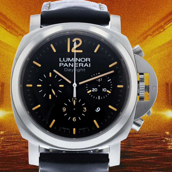 panerai luminor daylight PAM356