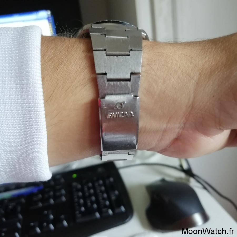 bracelet original enicar sherpa short lugs