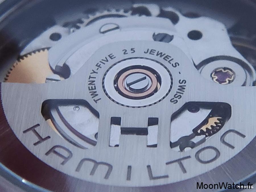 calibre H30 Hamilton