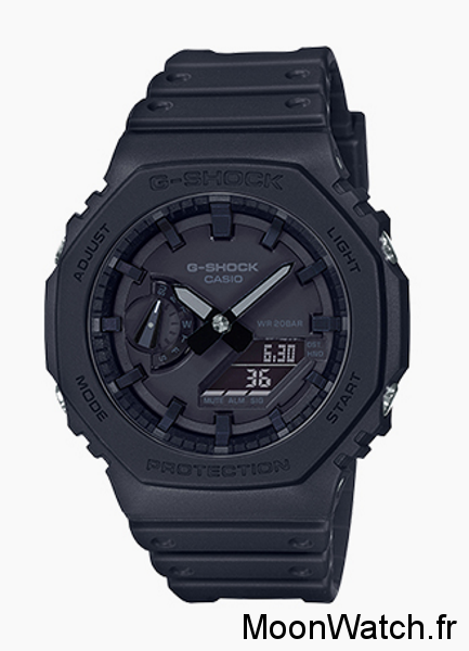 Casio G-Shock GA2100 CasiOak
