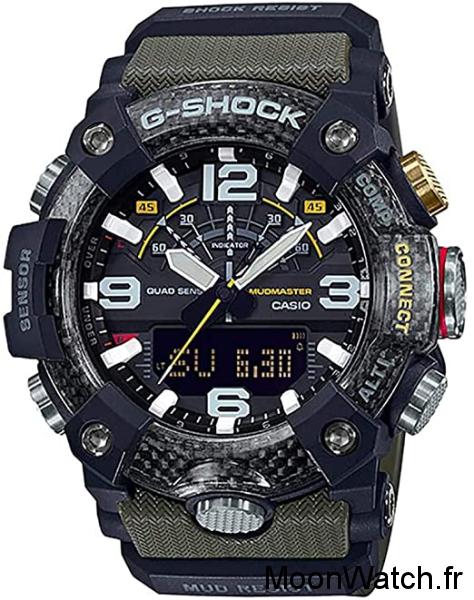 Casio G-Shock MudMaster GGB100-1A3