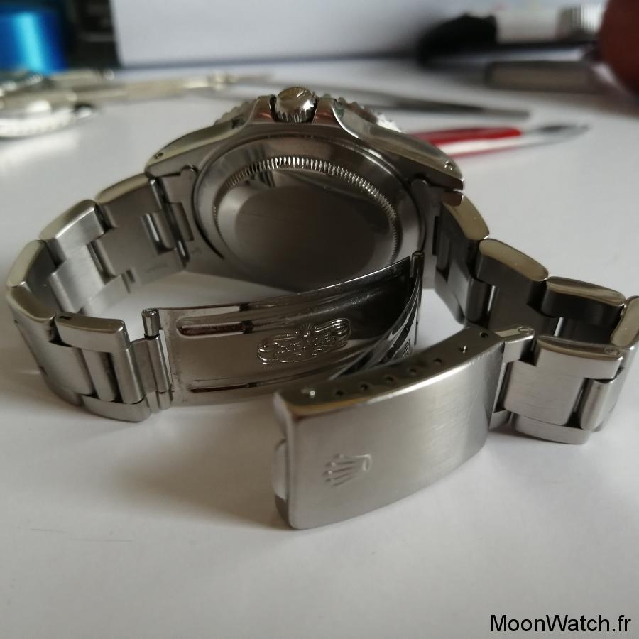 bracelet rolex gmt master