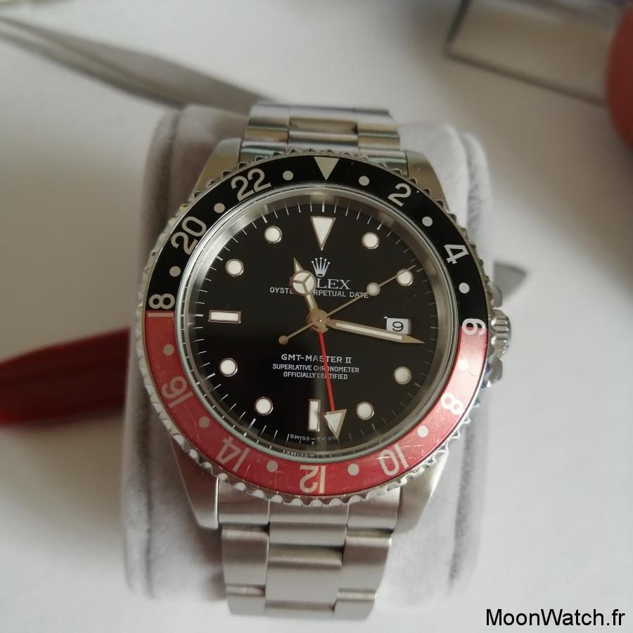 cadran rolex 16710