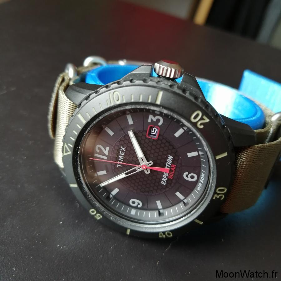 timex solar expedition