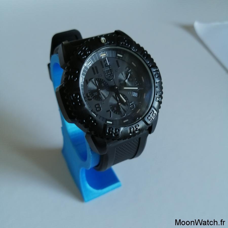 blackout luminox navy seal chrono