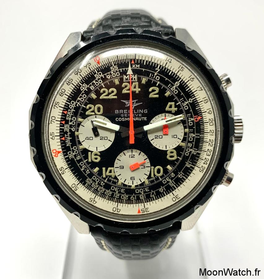 breitling cosmonaute 819