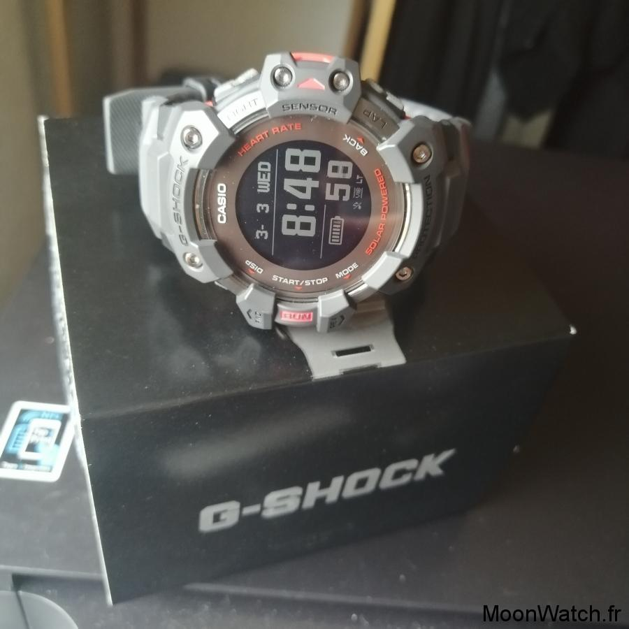 casio g-shock solar gps