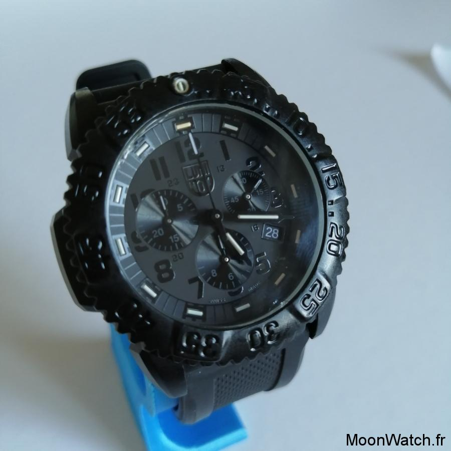 luminox navy seal chronographe