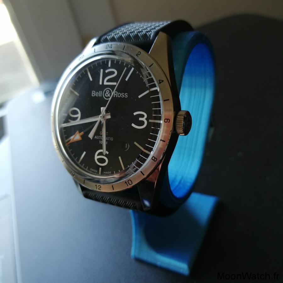bell ross gmt automatic