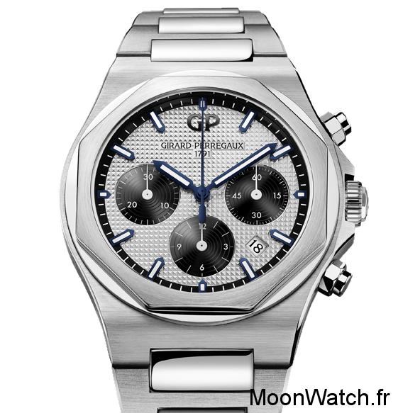 girard perregaux laureato chronographe