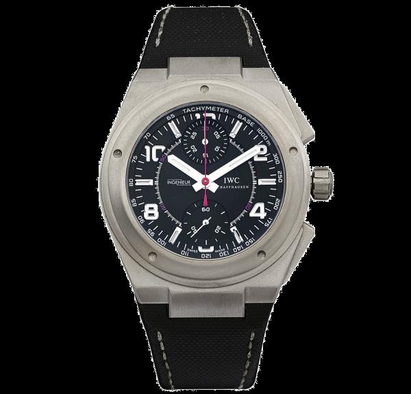iwc amg chronographe