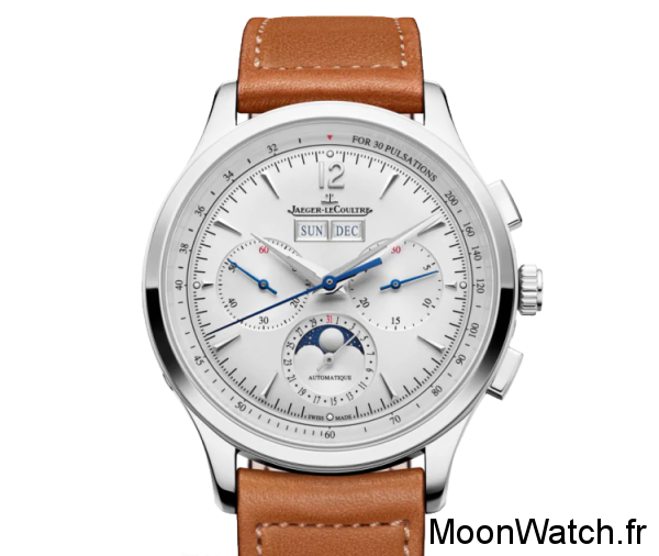 jaeger lecoultre master control chronographe calendar