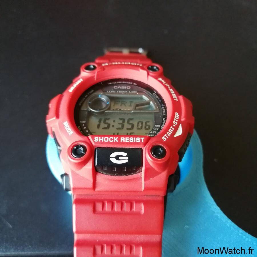 boitier casio g7900