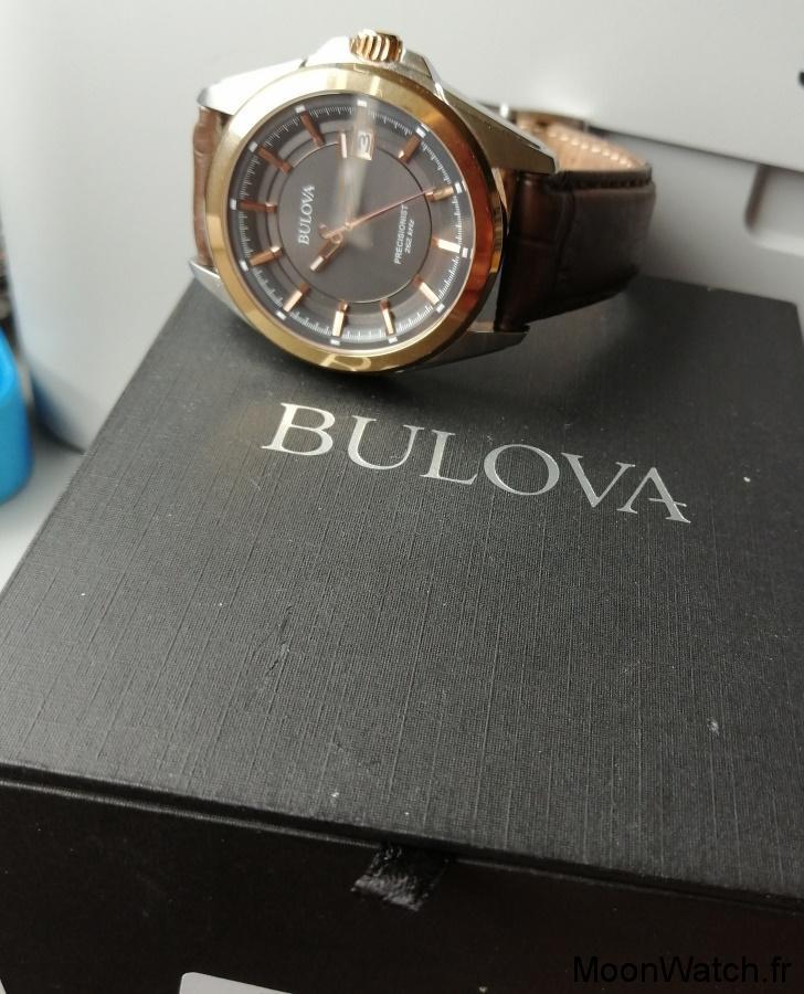 bulova high frequency