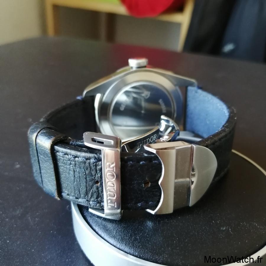 bracelet tudor black bay