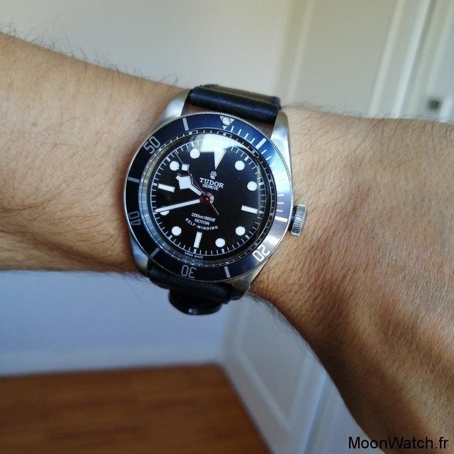 wristshot tudor 79220b