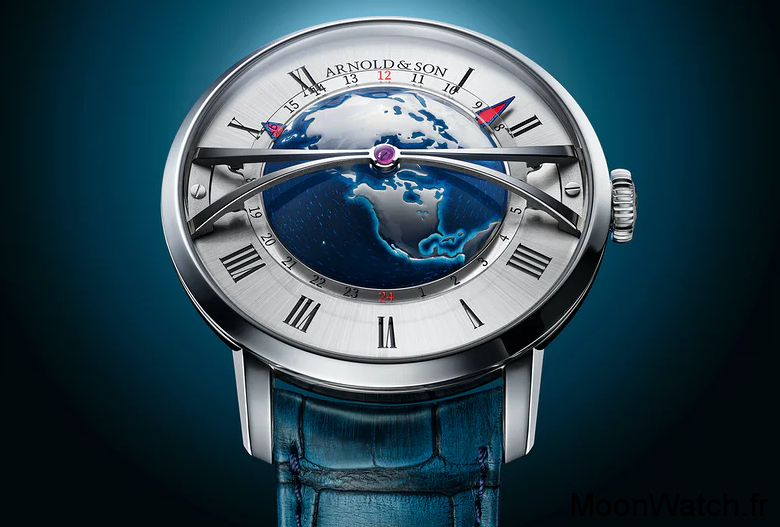 arnold and son globetrotter