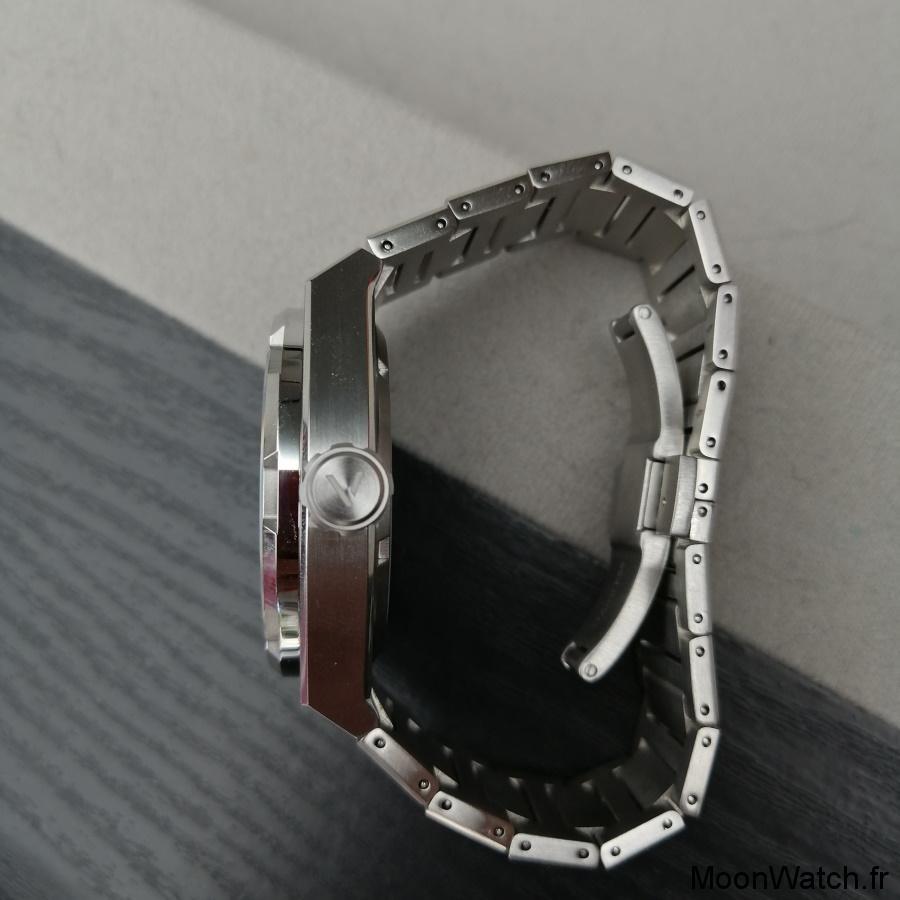 boitier et couronne montre tourbillon