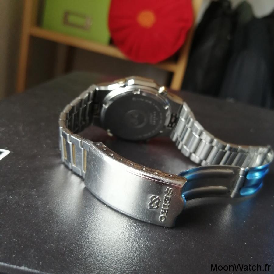 bracelet seiko quartz