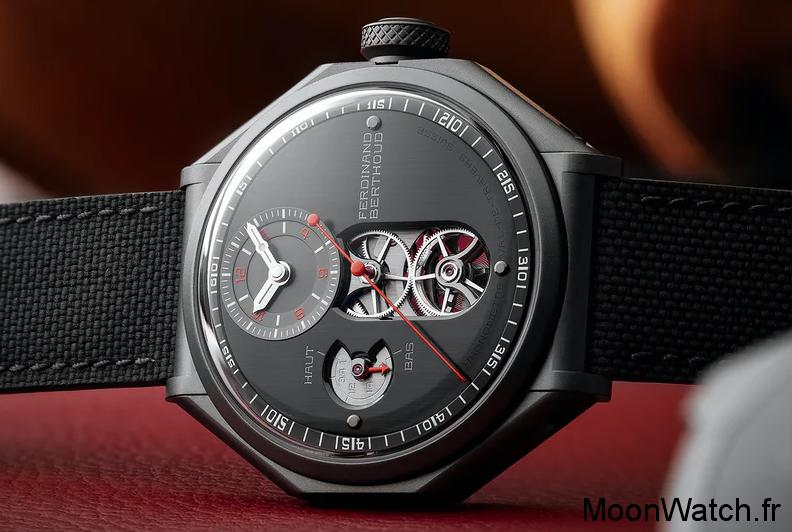 ferdinand berthoud chronometre