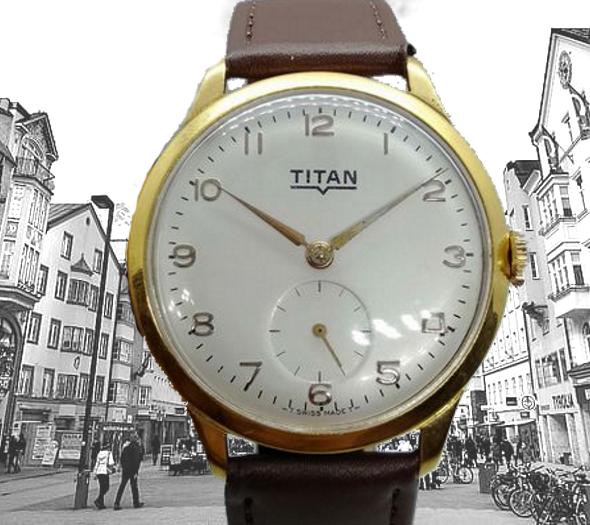 vintage titan prima jumbo